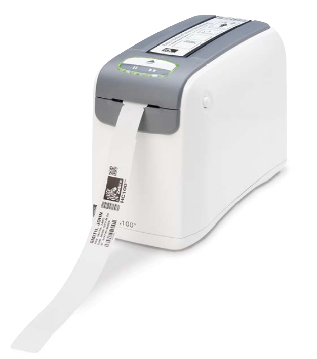 Cartridge-Based Wristband Printers