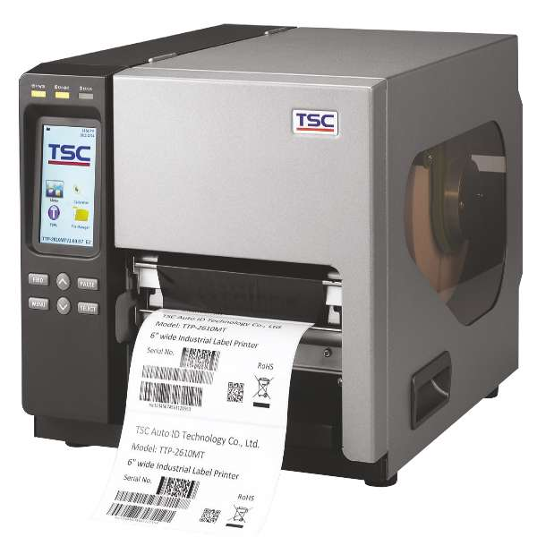 Industrial Barcode Printer - TTP-2410MT Series